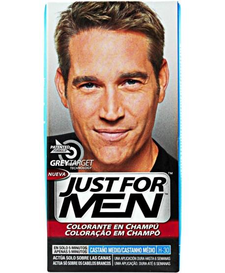 JUST FOR MEN CASTANO 30 + 30 ML