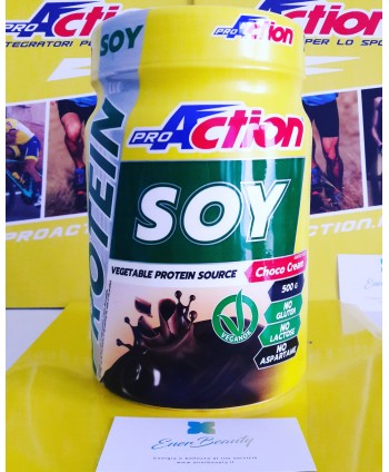 PROACTION PROTEIN SOY 500...