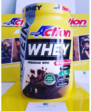 PROACTION PROTEIN WHEY 900...
