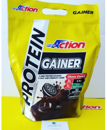 PROACTION PROTEIN GAINER...
