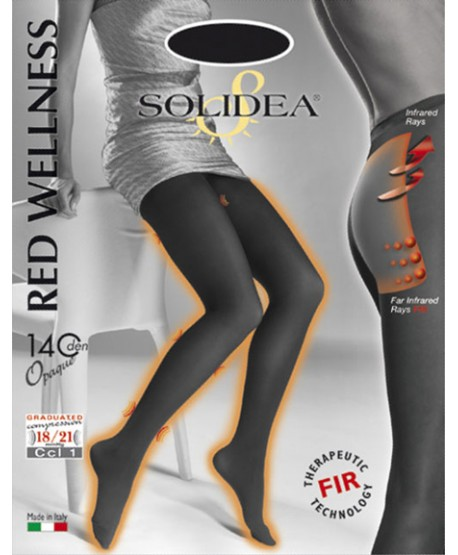 SOLIDEA CLASSIC RED WELLNESS 140 OPAQUE  18/21