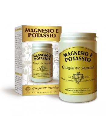 Magnesio e Potassio Polvere...